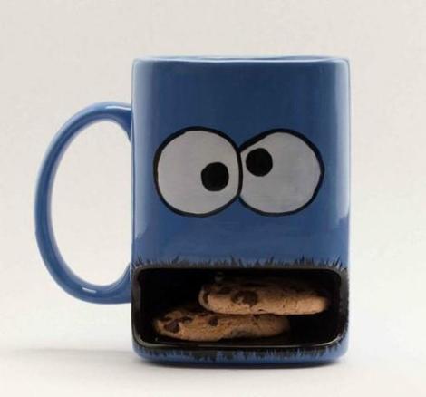 Café com biscoito ♥