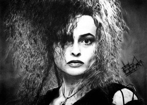 Bellatrix Lestrange2 - Tatiane Ramos - ARTatte