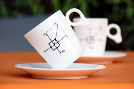 Creative Mugs Zero Gravity