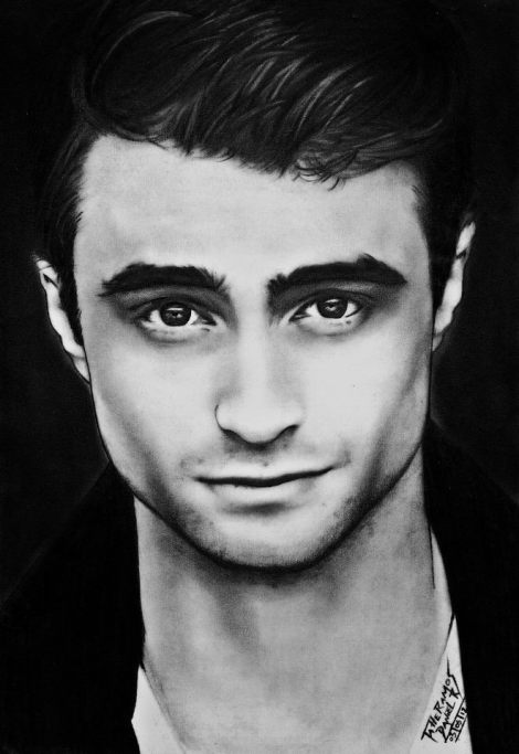 Daniel Radcliffe - Tatiane Ramos - ARTatte