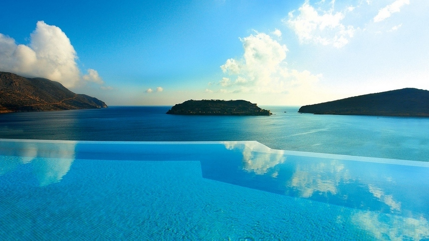 San Alfonso Del Mar Resort >> As 14 piscinas incríveis que você precisa saltar pelo ...
