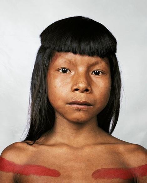 Ahkohxet, 8, Amazônia, Brasil 1
