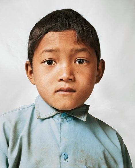 Bikram, 9, Melamchi, Nepal 1