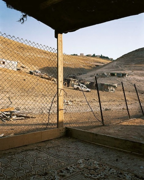 Bilal, 6, Wadi Abu Hindi, Cisjordânia 2