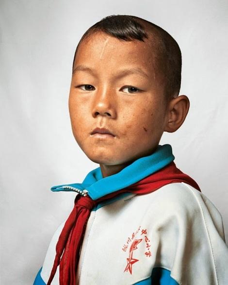 Dong, 9, Yunnan, China 1