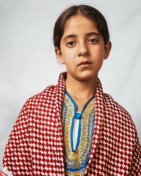 Douha, 10, Hebron, Cisjordânia 1