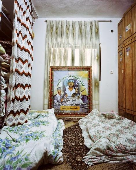 Douha, 10, Hebron, Cisjordânia 2