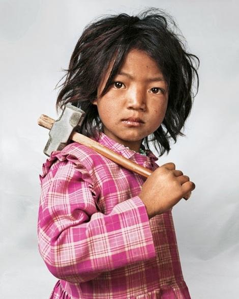 Indira, 7, Kathmandu, Nepal 1