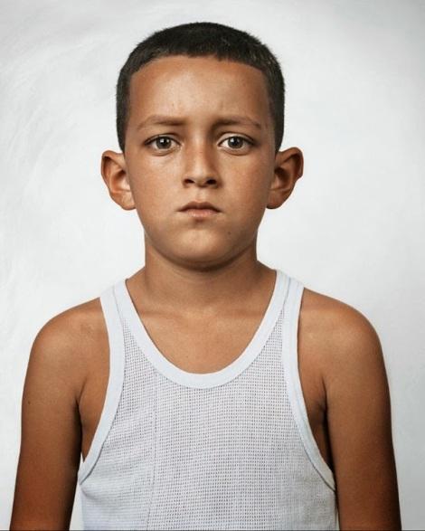 Juan David, 10, Medellín,  Colômbia 1