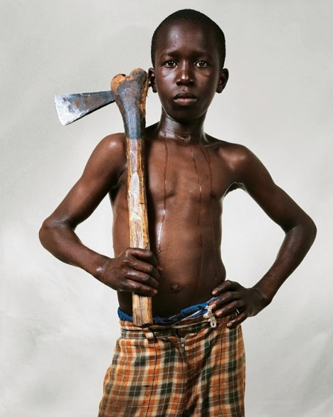 Lamine, 12, Vila Bounkiling, Senegal 1